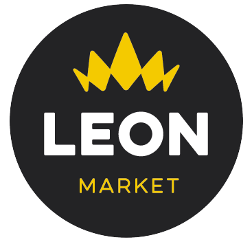 leon market logo