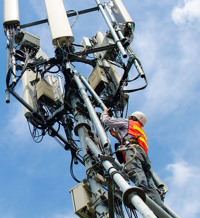 telco tower inspections